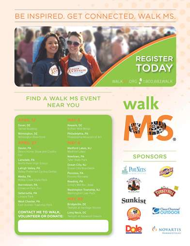 2014 PAE walkms poster